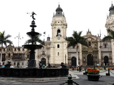La Basílica Catedral de Lima es la Iglesia Mayor del Perú