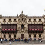 Palacio arzobispal de Lima (Diego Delso, Wikimedia Commons, License CC-BY-SA 4.0)