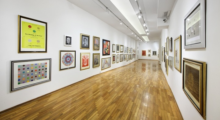 Galeria de Arte de Lima Pancho Fierro